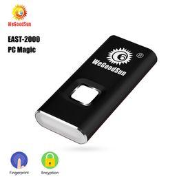 EAST-2000 PC Magic Smart Fingerprint USB Module Windows Hello Accedi Biometric Identification File Crittografia Laptop Lock da