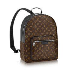 Wholesale backpack faux leather - MEN JOSH M41530 MACASSAR BACKPACK SHOULDER BAG PURSE Backpack Duffle Bags Lifestyle Luggage