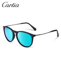 Wholesale Blue Framed Eyeglasses - Polarized sunglasses for women 5100 glasses 54mm oculos de sol masculino resin sunglasses UV400 designer eyeglass sun glasses with box