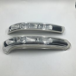 Wholesale Turn Signal Rear View Mirror - car Rear-view Mirror turn signal light Side Mirror led lamp for Chevrolet Captiva 2007 2008 2009 2010 2011-2015