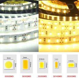 Wholesale Led Flexible Cable Strip Lighting - Cable LED strip light lamp 12V 3528 5050 5630 5054 SMD Warm Cool White 300led 5m Waterproof Led Flexible light Flexible Strip