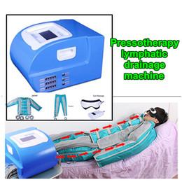 Pressotherapie schlankheits-maschine online-3 in 1 Körperformen pressotherapy, das Maschine abnimmt, entgiften Infrarotpressotherapy, Pressotherapy-Lymphentwässerungsmaschinengewichtsverlust