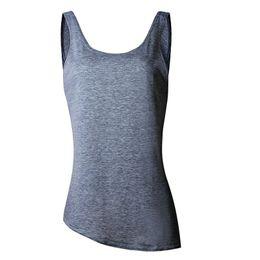 Rückenlose, ärmellose bluse online-2018 Neue Ankunft Sommer Frauen Sexy Sleeveless Backless Hemd Verknotet Tank Top Bluse Weste Tops t-shirt