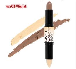 NYX Wonder Stick corrector Destacado Contour Stick Foundation Maquillaje para la cara Contour stick 4Colors Light / Medium / Deep / Universal desde fabricantes