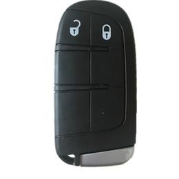 Canada New Keyless Smart Remote Case clé pour Dodge Journey 2011-2015 2 boutons + lame porte-clés fob pour Chrysler pour Jeep Offre