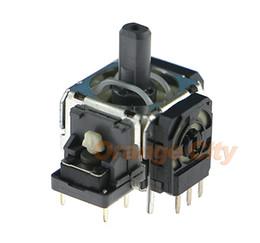 Wholesale Module Repair - Original Game Replacement Controller 3D Joystick Axis Sensor Module for Playstation 4 PS4 3 pin Handle Analog Repair part