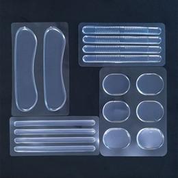 Canada Pads de coussinets de talon haut transparents Pads de gel pour les pieds Semelles de gel pour le dos de talon supplier high heel foot pain Offre
