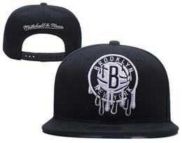 Wholesale nets snapbacks - sports sunhats Brooklyn Baseball Cap nets hats discount wholesale Adjustable Snapbacks Sport Hats Drop Shipping