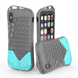 Wholesale Tpu Sports Shoes - Sole of sports shoes armor phone case for goophone iphone x case tpu pc hard case for iphone 7 plus 6 8 plus