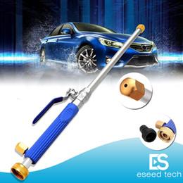 Canada Produits de télévision Jet d'eau de pression Laveuse de puissance Baguette magique de tuyau d'eau Pulvérisateur de tuyau de jardin pour lavage de voiture et lavage de fenêtre extérieur élevé Offre