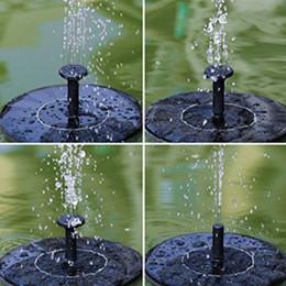 Pompe de fontaine flottante à énergie solaire KIT DE FONTAINE EASY BIRD À ALIMENTATION SOLAIRE - BON AJOUT À VOTRE JARDIN ? partir de fabricateur