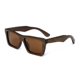 9847f40cd4 frames bamboo NZ - Polarized bamboo Sunglasses bamboo Frame Square Style for  Women Bamboo Sunglasses oculos