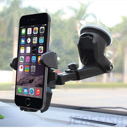 Wholesale Telephone Holders - Hot Universal Flexible Long Car-styling Phone Car Holder Stand Support Telephone Voiture for iPhone 5 6 7 8 X Samsung Xiaomi Phone Holder .