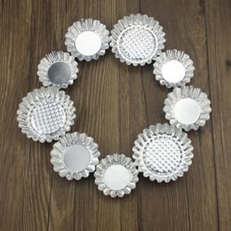 Stampi da matrimonio per torte online-Alta qualità strumento di cottura stampo in alluminio cibo forma di fiore stampo biscotto torta riutilizzabile stampi cucina gadget fai da te matrimonio 0 56jy3 jj