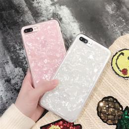 iphone 5s telefon fälle bling Rabatt Weiches Silikon-Kasten für iPhone 5S Shell Kleber-Glitter-Telefon-Schutz-Abdeckung für iPhone 6 Plus 7 8 plus Bling-Epoxid-Pailletten
