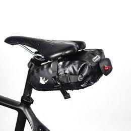 Sac de vélo sac de selle de bicyclette imperméable à l'eau siège de vélo-sur-vélo VTT titulaire de vélos de route outils de réparation ? partir de fabricateur