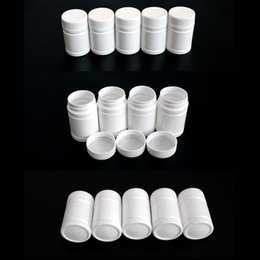 Canada Vente en gros - Bouteille en plastique de 50ML grande bouche à usage médical Bonne dureté, utilisation propre directement Offre