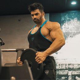 Wholesale fitness engineering - Body Engineers Belegend 2018 New Fitness Men Tank Top Mens Bodybuilding Stringers Tank Tops Singlet Brand Clothing