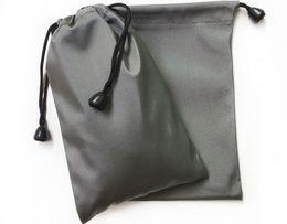 Magazzino quadrato della tasca online-Sacchetto di immagazzinaggio anti-statico delle borse del cordone del telefono cellulare facile da trasportare Pouch impermeabile quadrato W7301 della tasca del pacchetto