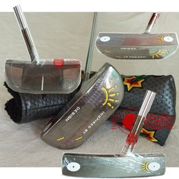 Wholesale top golf putters - CNC TOP Quality Central Shafted Golf Putter Actual Pics Contact Seller
