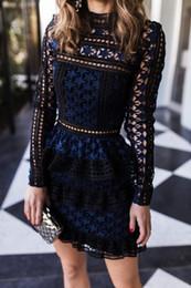 ZAWFL YÜKSEK KALITE Öz Portre Elbise 2018 Kadın Uzun Kollu Kek Katmanlı Giymek Zarif Yaz Kulübü Elbise Elbiseler Femmes Soldes nereden dantel cape gelin elbisesi tedarikçiler