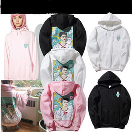 Wholesale Cat Street - 18ss Europe United States Cat Sweater Brand Street Hoodie hooded Sweater Jackets