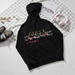 Wholesale Designer Fashion Hoodies - New Fashion Mens&Womens Hoodies Designer BB Long Sleeve Men Sweatshirts Cute Boyfriend Style Harajuku thin Hoodies wholesale