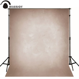 2019 фотосъемка Allenjoy Thin Vinyl cloth photography Backdrop yellow Indoor shooting props Pure Color Photography Background For Studio MH-016 дешево фотосъемка