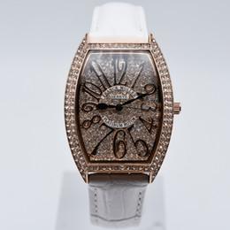 deportes baratos pins Rebajas Alta calidad de cuero de cuarzo marca de moda de diamantes aaa mujeres de lujo relojes vestido de diseñador reloj al por mayor damas regalos reloj de pulsera saat