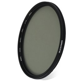 Wholesale 72mm Lens - Zomei 72mm Diameter Ultra Thin Circular Polarizer Glass Filter Lens CPL Filter Increase The Saturation Reduce Glare Reflections