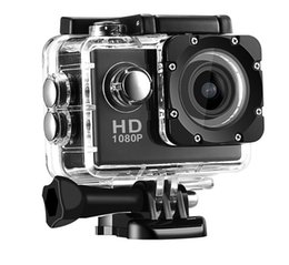 Wholesale Video Specials - 4K, outdoor sports camera, waterproofing video camera, WiFi diving DV,Factory direct Outdoor Sports Camera HD 4K waterproof movement,special