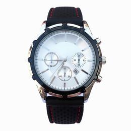 populaire AR Brand Men's Silicone bracelet date Calendrier quartz montre-bracelet AR10 ? partir de fabricateur