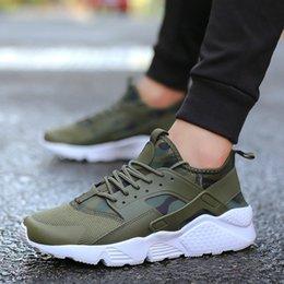 Wholesale Camouflage Canvas Shoes - Outdoor Military Camouflage Men Shoes Summer New Trainers Zapatillas Deportivas Hombre Tenis Breathable Casual Shoes Krasovki 36-47
