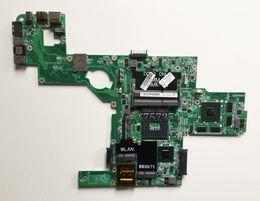 Placa mãe xps on-line-Para Dell XPS L502X CN-0C47NF C47NF Motherboard Laptop GT525M 1 GB DDRM6CMB8D0 DDR3 HM67 PGA989 Sistema NotebookBoard