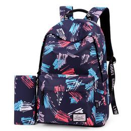campus de sac à dos étudiant Promotion Nouvelle mode coréenne sac à dos de la mode féminine étudiante lycée sac à dos campus toile collège étudiant sac
