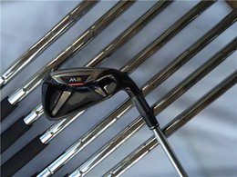 Wholesale free driver - M2 Driver + M2 Fairway Woods + M2 Irons + GoLo 7 Putter All With Head Cover DHL Free Shipping