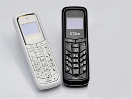 Mela cellulare online-L8STAR GTSTAR BM50 Mini telefono Bluetooth auricolare Microfono mini celular con SIM Card Dialer ultra sottile Piccolo telefono cellulare