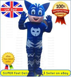 Catman Blue Night Hero Costume De Mascot Tenue Complète Nouveau ? partir de fabricateur