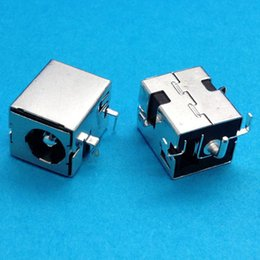 Wholesale Dc Power Jack Connector Laptop - 10x For ASUS X52E X53J X53S X54 X54H LAPTOP AC DC Power Jack PORT Socket Connector PLUG