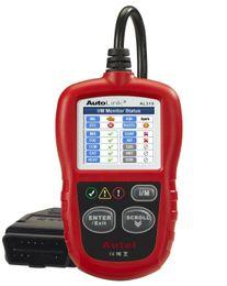 Wholesale Launch Ecu Diagnostic Tools - AutoLink AL319 OBD2 Scanner Automotive Engine Fault Code Reader CAN Scan Tool