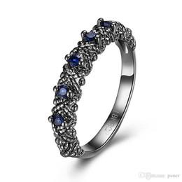 Schmuck & Zubehör Verlobungsringe Romad Rose Gold Ringe Für Frauen Engagement Ring Böhmischen Zirkonia Ring Doppel Schicht Liebe Ring Anillos Mujer R4