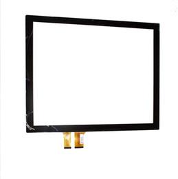 Usb-накопители онлайн-Панель касания USB экрана касания p-крышки 43 дюймов Multi, 10 пунктов запроектировала емкостный набор верхнего слоя экрана касания