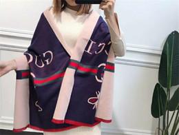 e4c96f492ce 2019 echarpe plaid épais Nouvelle arrivée 2018 mode foulards de luxe châle  pour les femmes hommes