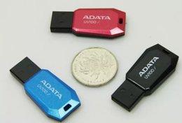Wholesale 32gb Pen - FREE DHL 100% real 32gb 16gb 8gb atada USB 2.0 Jump Drive Pen Drive Flash