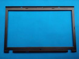2019 новые сенсорные ноутбуки New Original for Lenovo Thinkpad T510 T520 T530 W510 W520 W530 LCD Front Bezel non touch screen laptop black 60Y5482 75Y5428 дешево новые сенсорные ноутбуки