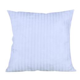 набивка ткани Скидка Белая подушка вставка мягкая полосатая ткань подушка внутренняя для автомобиля стул бросить подушку ядро внутренняя подушка сиденья заполнение размеры E5M1