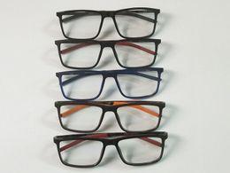 6b151c9bd0 Super Fashion Eyeglasses frame light weight Plain Glasses Vintage eyewear  female men women s eyeglass PC Glasses with plain lens OX8227