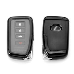 capa de camry fob Desconto TPU Macio Plástico Chave Do Carro Caso Chave Shell Auto Controle Remoto Chave Shell Lexus Car Acessórios Do Carro Especial