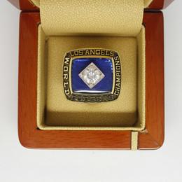 Argentina Envío gratis-1981 Los Angeles Baseball World Series Championship Ring Suministro
