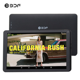 ram-pad-tablette Rabatt BDF 10 Zoll Android 5.1 Tablet PC 1 GB RAM 8 GB ROM Quad Core 1024 * 600 LCD WiFi Handy-PC-Tabletten Mini-Pad-Computer-Tablette
